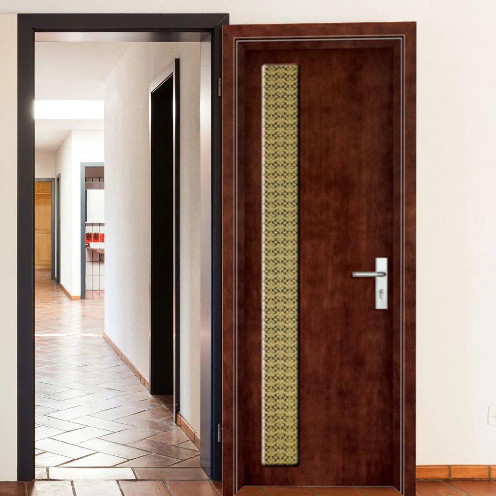 cửa thoát hiểm chung cư