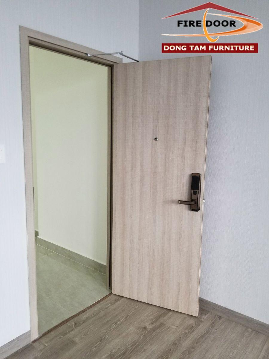 giá cửa chống cháy