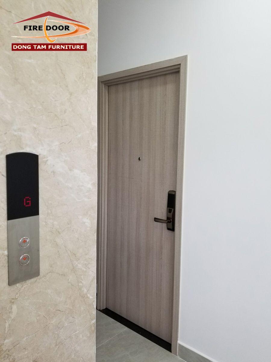 bảng giá cửa chống cháy